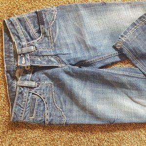 Antik Denim Women 26 32 Jeans Button Fly Western